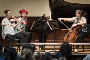 'Search for the Starlight Squid' Family Concert, Wigmore Hall May 2017